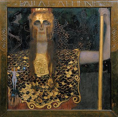 Klimt_pallas_athene