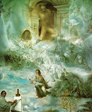 サルバドール・ダリのアート